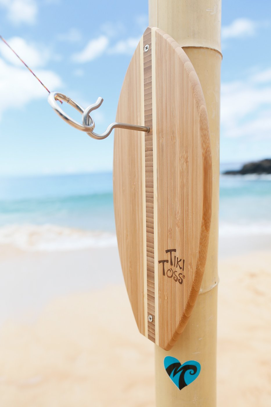 Tiki Toss – Hook And Ring Game