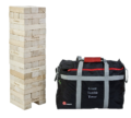 UBER Games Giant Tumble Tower Game with Carrying Bag