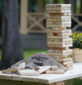 Belknap Hill Trading Post Unfinished Life Size Jenga